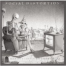 Social Distortion - Mommy's Little Monster cover.jpg