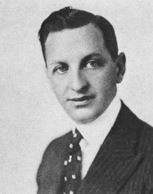 Sol Lesser - Sol Lesser ca. 1920