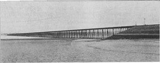 Solway Junction Railway - Solway Viaduct - Solway Junction Railway