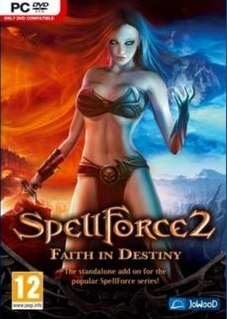 <i>SpellForce 2: Faith in Destiny</i> 2012 video game