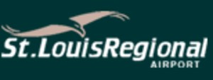 St. Louis Regional Airport - Image: St. Louis Regional Airport (logo)