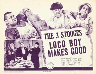 <i>Loco Boy Makes Good</i> 1942 film by Jules White