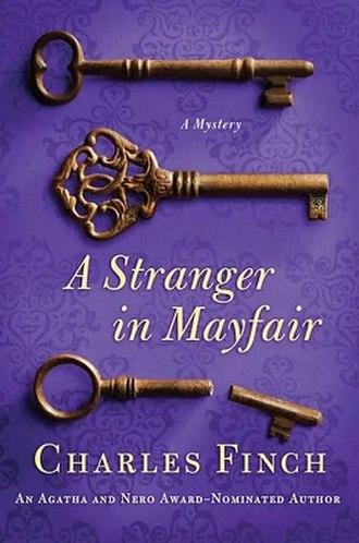 A Stranger in Mayfair - Cover art