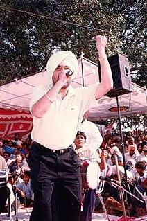 Surjit Bindrakhia Musical artist