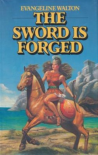 The Sword is Forged - First edition cover