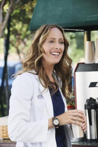 Teddy Altman - Kim Raver as Dr. Teddy Altman in 2010.