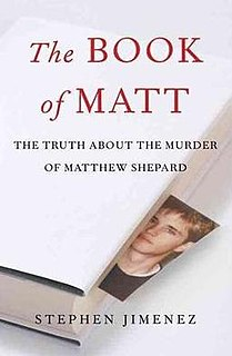 <i>The Book of Matt</i>