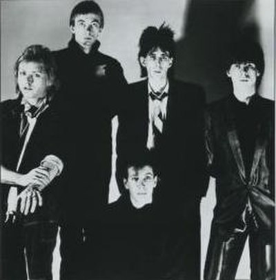 Picture of a band or musician: The Cars