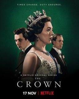 <i>The Crown</i> (season 3) season of television series
