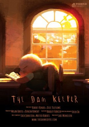 The Dam Keeper - Image: The Dam Keeper (poster)