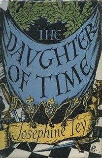 1951 novel by Josephine Tey