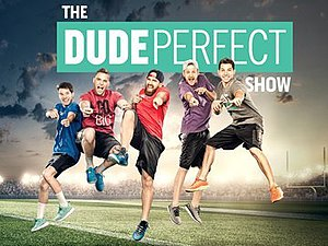 The Dude Perfect Show - Nickelodeon logo