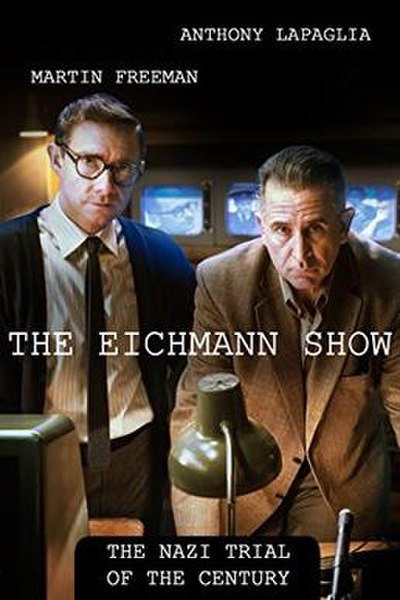 Picture of a movie: The Eichmann Show