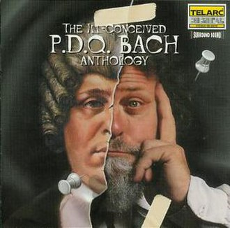 The Ill-Conceived P. D. Q. Bach Anthology - Image: The Ill Conceived P.D.Q. Bach Anthology