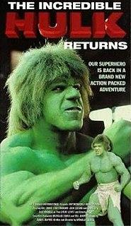 <i>The Incredible Hulk Returns</i> 1988 television film directed by Nicholas J. Corea