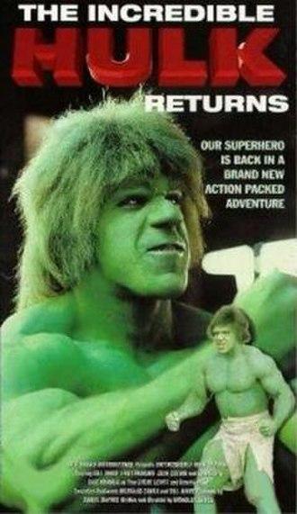 The Incredible Hulk Returns - Image: The Incredible Hulk Returns