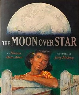 <i>The Moon Over Star</i> book by Dianna Hutts Aston