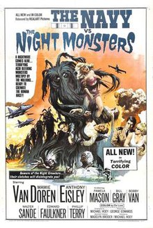 The Navy Vs The Night Monsters Wikipedia
