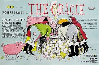 <i>The Oracle</i> (film) 1953 British comedy film directed by C.M. Pennington-Richards