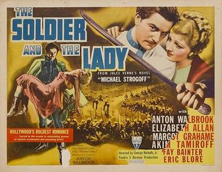 <i>The Soldier and the Lady</i> 1937 film directed by George Nicholls, Jr.