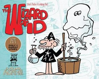 <i>The Wizard of Id</i>