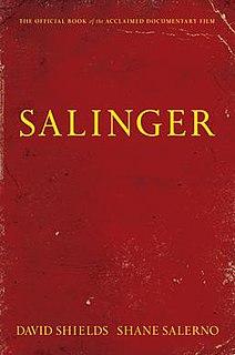 <i>Salinger</i> (book)
