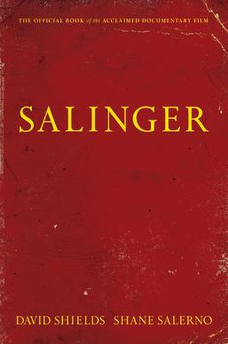 Salinger (book) - First edition cover