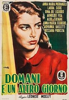 <i>Tomorrow Is Another Day</i> (1951 Italian film) 1951 Italian film