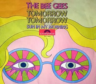 Tomorrow Tomorrow (Bee Gees song) - Image: Tomorrow Tomorrow
