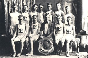 Fort Lauderdale High School - Fort Lauderdale Track Team circa 1921