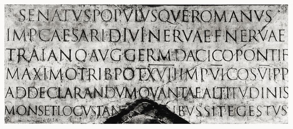 Can Trajan Font Be Used In Ms Paint