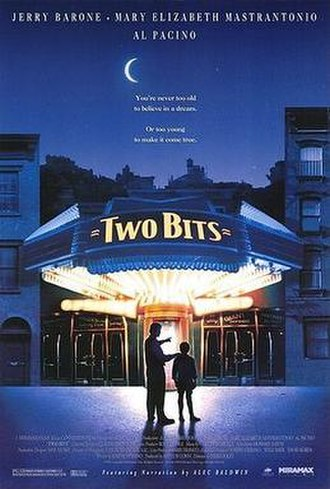 Two Bits - Theatrical release poster