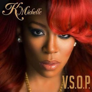 V.S.O.P. (K. Michelle song) - Image: V.S.O.P. single cover