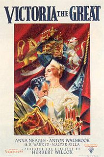 <i>Victoria the Great</i> 1937 film by Herbert Wilcox