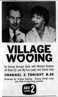 <i>Village Wooing</i> (1962 film)