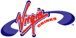 Virgin Drinks logo