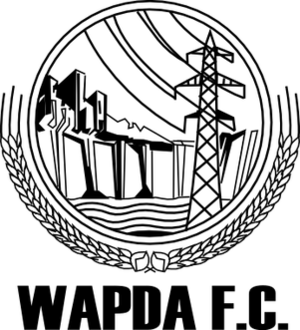 WAPDA F.C. - Image: WAPDA FC logo
