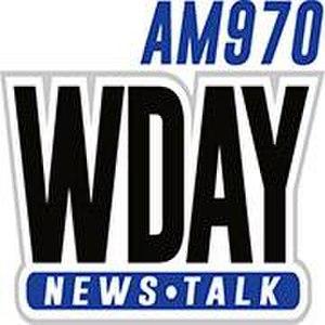 WDAY (AM) - WDAY logo