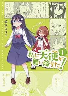 <i>Wataten!: An Angel Flew Down to Me</i> Japanese manga series