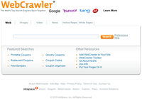 WebCrawler Screenshot 6-7-2010.png