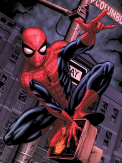 Spider-Man Fictional Marvel superhero