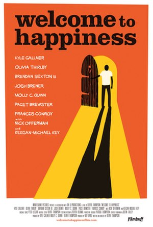 Welcome to Happiness - Theatrical release poster