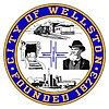 Official seal of Wellston, Ohio