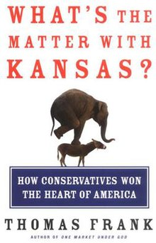 Image result for what's wrong with kansas
