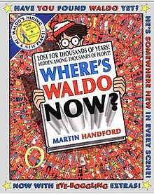 photo relating to Where's Waldo Pictures Printable titled Wheres Wally Already? - Wikipedia