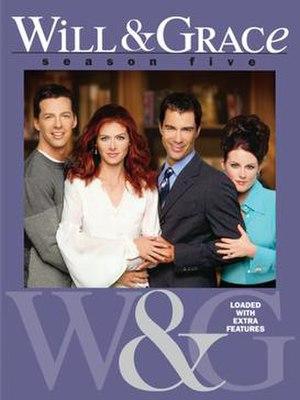 Will & Grace (season 5) - Image: Will & Grace Season 5