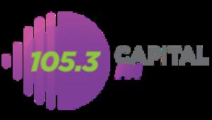 XHCMR-FM - Image: XHCMR capital 105.3 logo