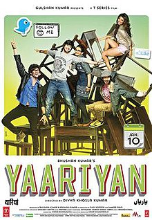 Download Yaariyan (2014) full free movie in 300 mb