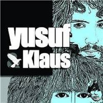 """The Day the World Gets 'Round - Image: Yusuf & Klaus """"The Day the World Gets 'Round"""" picture sleeve"""