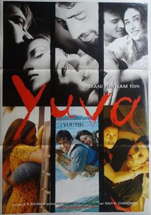 Yuva - Theatrical release poster